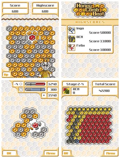 Honeycomb Beat Puzzle Master - MTS