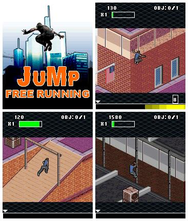 Jump Free Running - MTS