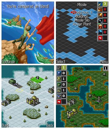 Islands Missile Invasion