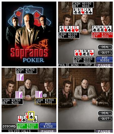 Sopranos Poker