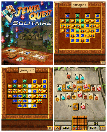 Jewel Quest Solitaire_i Пасьянс Jewel Quest