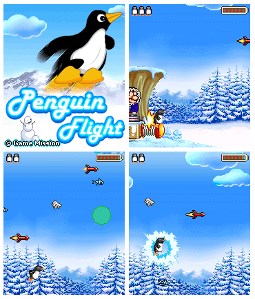 penguinflight