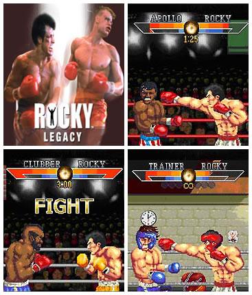 Rocky Legacy