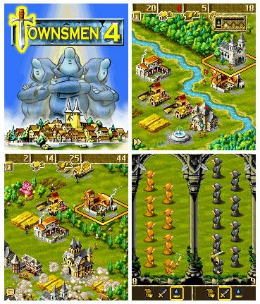 Townsmen 4 - Горожане 4