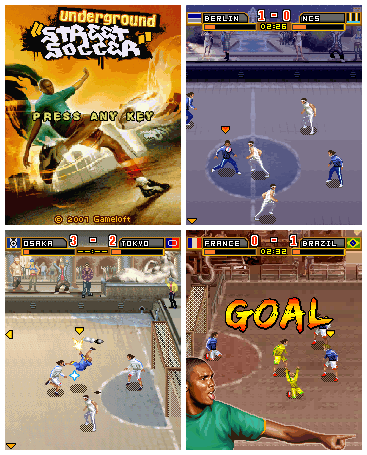 Ultimate Street Football