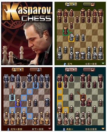 Kasparov Chess