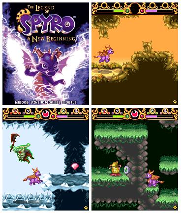 Spyro Legend