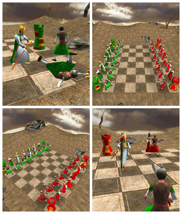 3D BattelChess