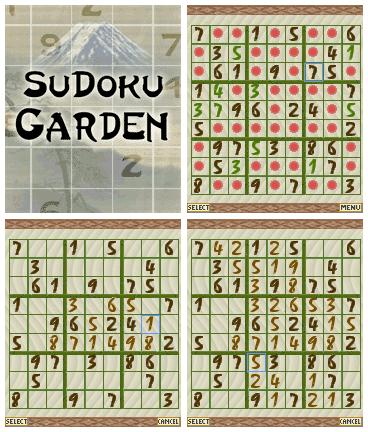 SudokuGarden