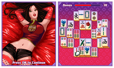 Strip Mahjong