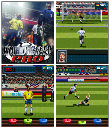 World Soccer Training PRO