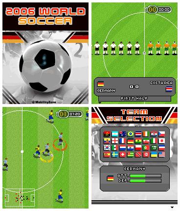 2006 Мировой Футбол