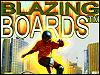Игра Skateboard Blaze для мобильного телефона Nokia 3200