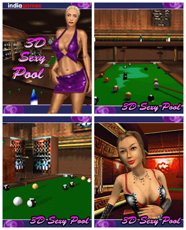 3D Sexy Pool.