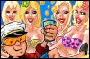 Игра Порнобарон 2 для мобильного телефона Nokia 5500