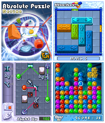 Absolute Puzzle Deluxe