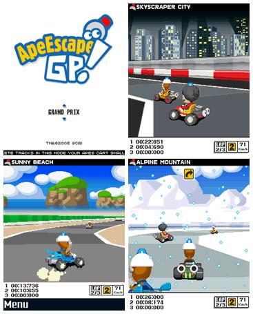 Ape Escape GP