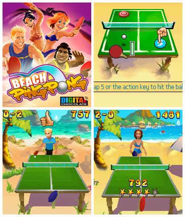 Beach Ping Pong 3D
