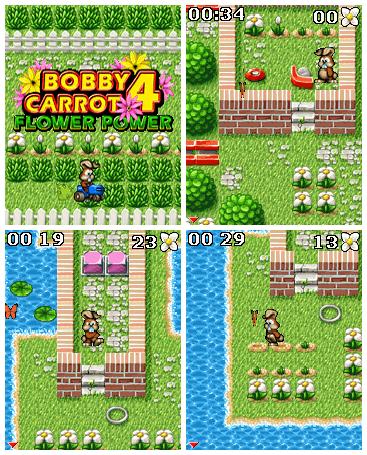 Bobby Carrot 4 Flower Power