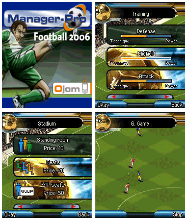 Manager Pro Football 2006