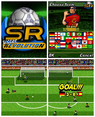 SoccerRevolution