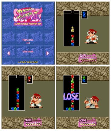 Super Puzzle Fighter