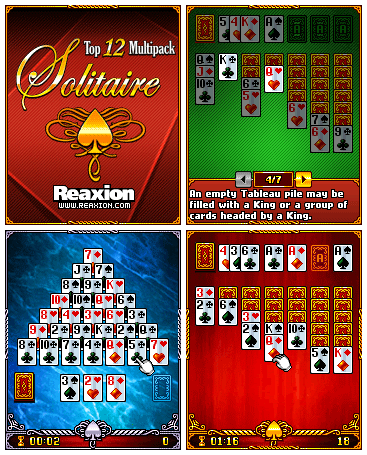 Solitaire Top 12 Multipack