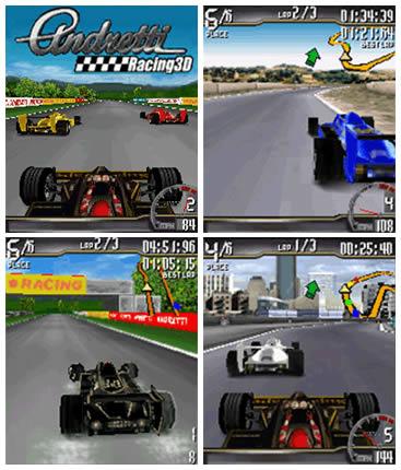 Andretti Racing 3D