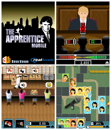 The Apprentice - Шоу Кандидат