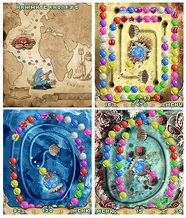 Aqua Pearls Приключения Акватика