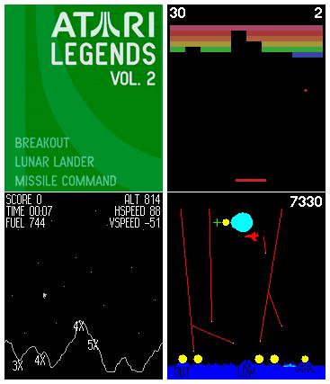 Легенды Atari - том 2