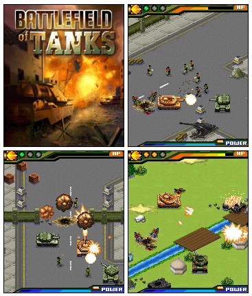 Battlefield of Tanks