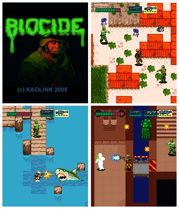 Biocide_Обитель Зомби