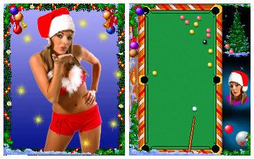 Christmas Pool