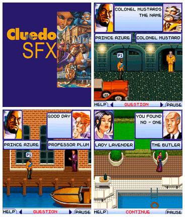 CluedoSFX