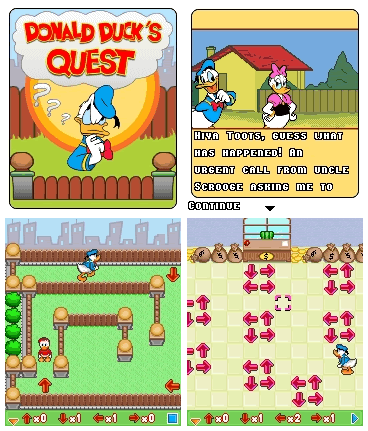 Donald Ducks Quest