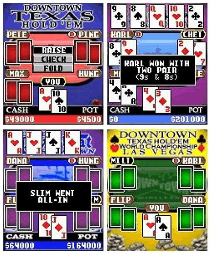 Техасский покер холдем