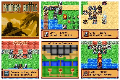 Fantasy Battle