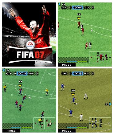 Футбол FIFA 2007