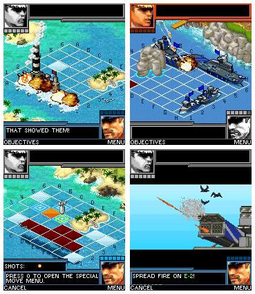 Naval Battle Mission Commander_Морской бой: Адмиралы Морей