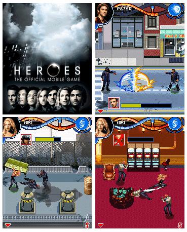 Heroes Герои
