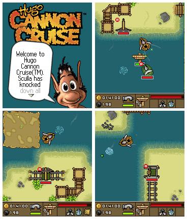 Hugo - CannonCruise