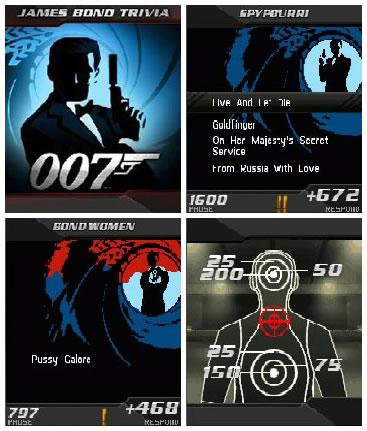 Агент 007 - Викторина