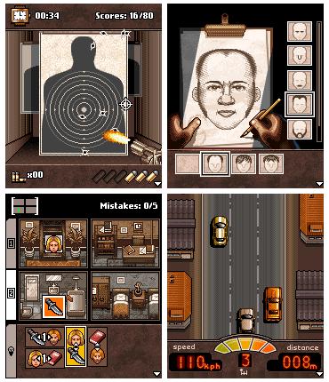 Детективные головоломки Kojak