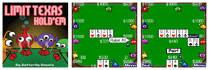 LimitTexasHoldEm