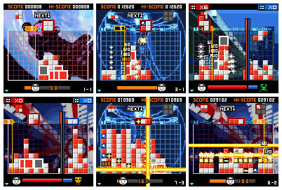 Lumines Mobile