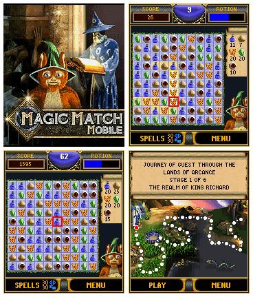Magic Match - Волшебный Квест