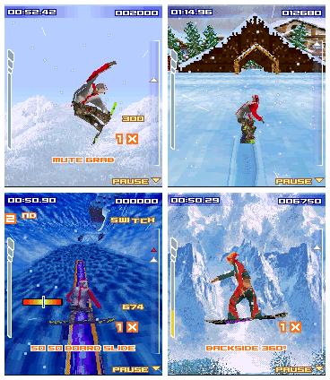 Massive Snowboarding