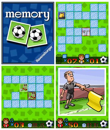 Футбол для памяти