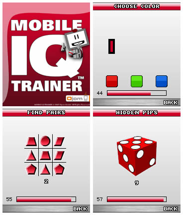 Mobile_IQ_Trainer Тренер Интеллекта